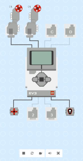 ev3simulering